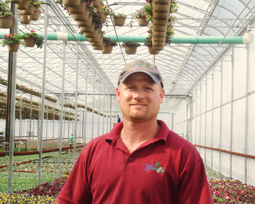 Highly Successful Greenhouse Grower
