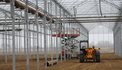 Commercial Greenhouses Built To Last Ggs Structures Inc