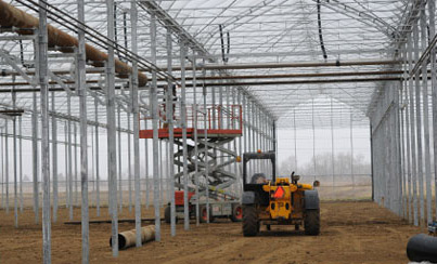 Greenhouse Builders – The Construction Team at GGS | Commercial ...