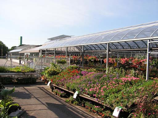 For Your Retail Greenhouse Garden