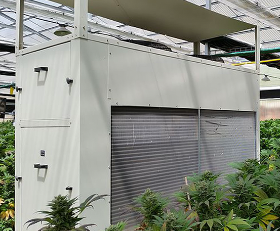 Drygair Greenhouse Dehumidifier Commercial Greenhouse