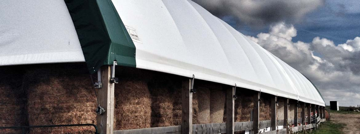 Fabric Covered Buildings Commercial Greenhouse