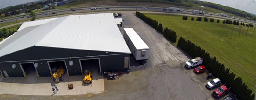 Ggs Bought A Helicopter Commercial Greenhouse Structures