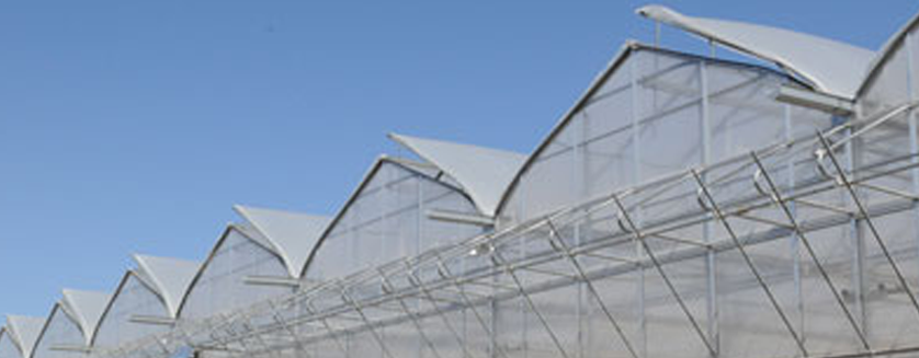 Open Roof Commercial Greenhouse Design Eliminating Condensation Drip Commercial Greenhouse Structures Systems Design Ggs