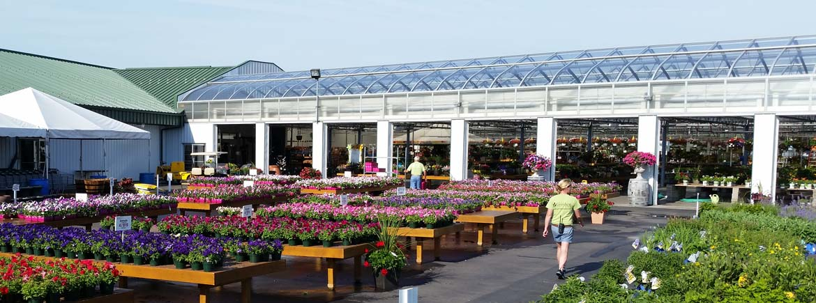 Garden Centers Commercial Greenhouse Structures