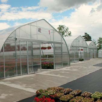 our work - Commercial Greenhouse Kits