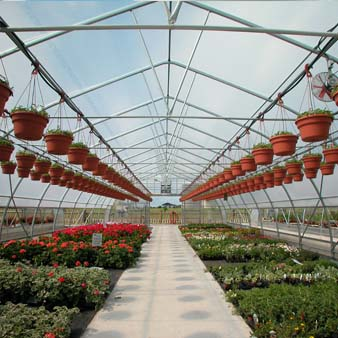 Commercial Greenhouse Structures Design Amp Construction Ggs