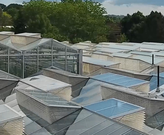 Greenhouse Insect Netting Screens Commercial Greenhouse