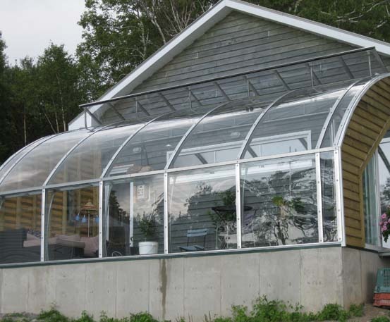 Greenhouse Lean To Commercial Greenhouse Structures