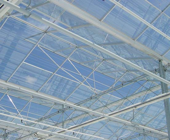 Ventilation Systems Commercial Greenhouse Structures