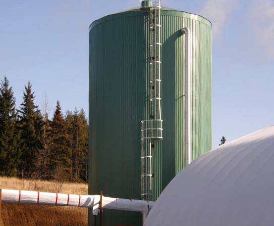 Night Storage Heaters >> Heat Storage Tanks | Commercial Greenhouse Structures | Systems Design | GGS